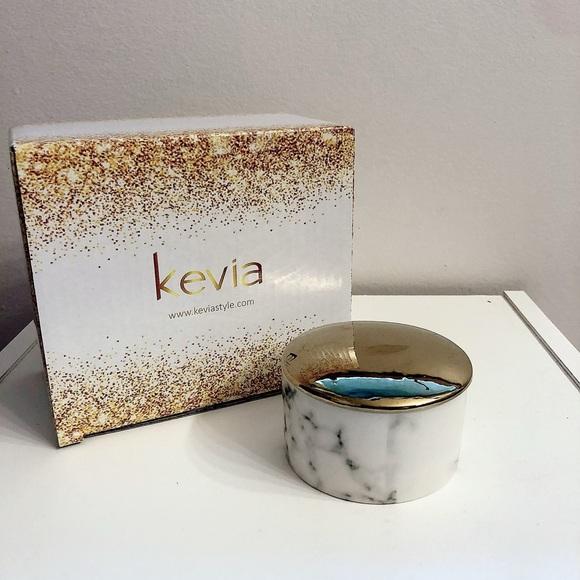 Kevia Trinket Jar